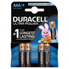 Duracell Ultra Power 4xAAA