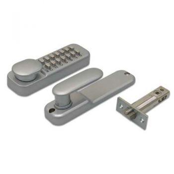 Mechanisch codeslot voor stompe binnendeur, KNSV-1155 SCP